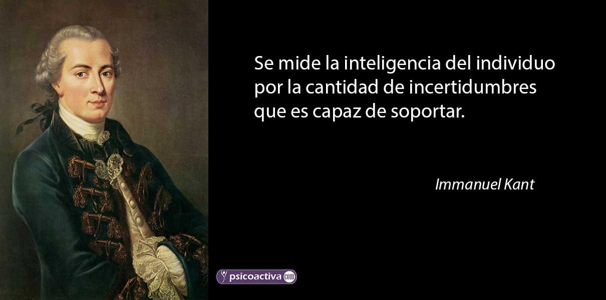 Immanuel Kant Frases