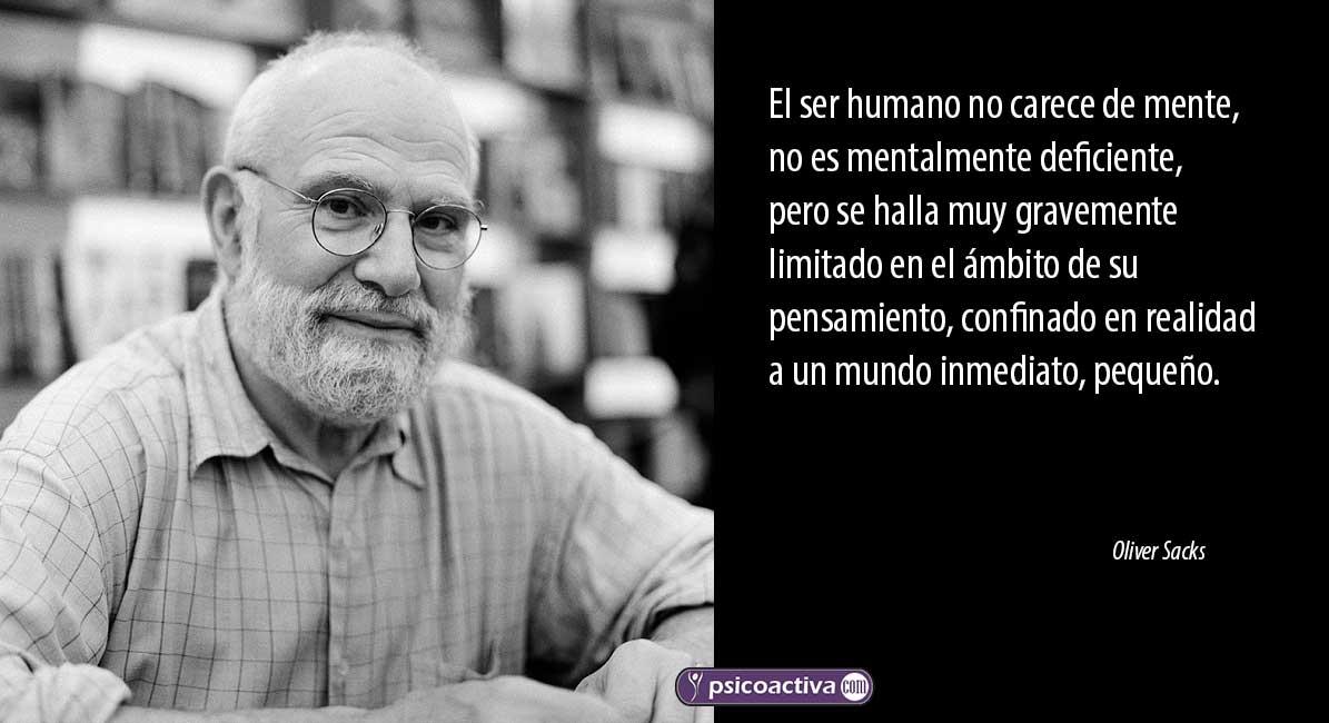 Oliver Sacks Frases