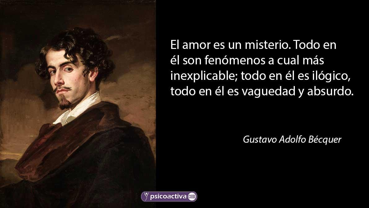 Gustavo Adolfo Becquer Frases