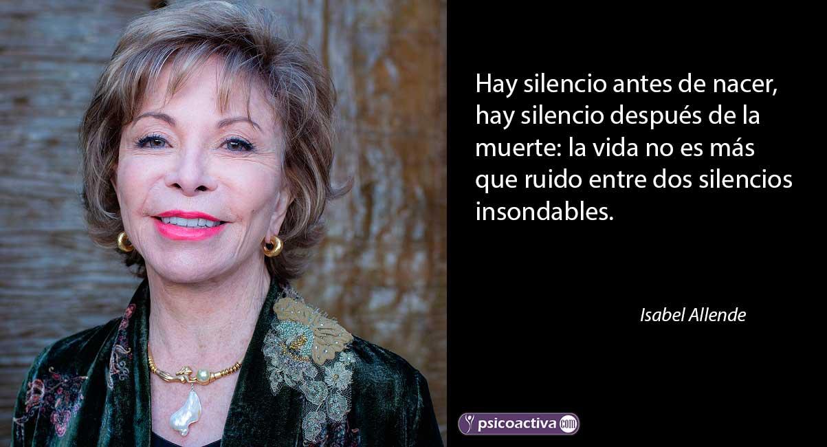 Isabel Allende Frases
