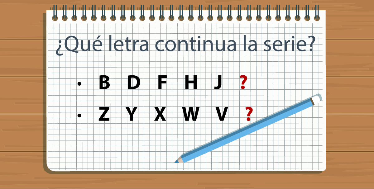 Test Series Letras