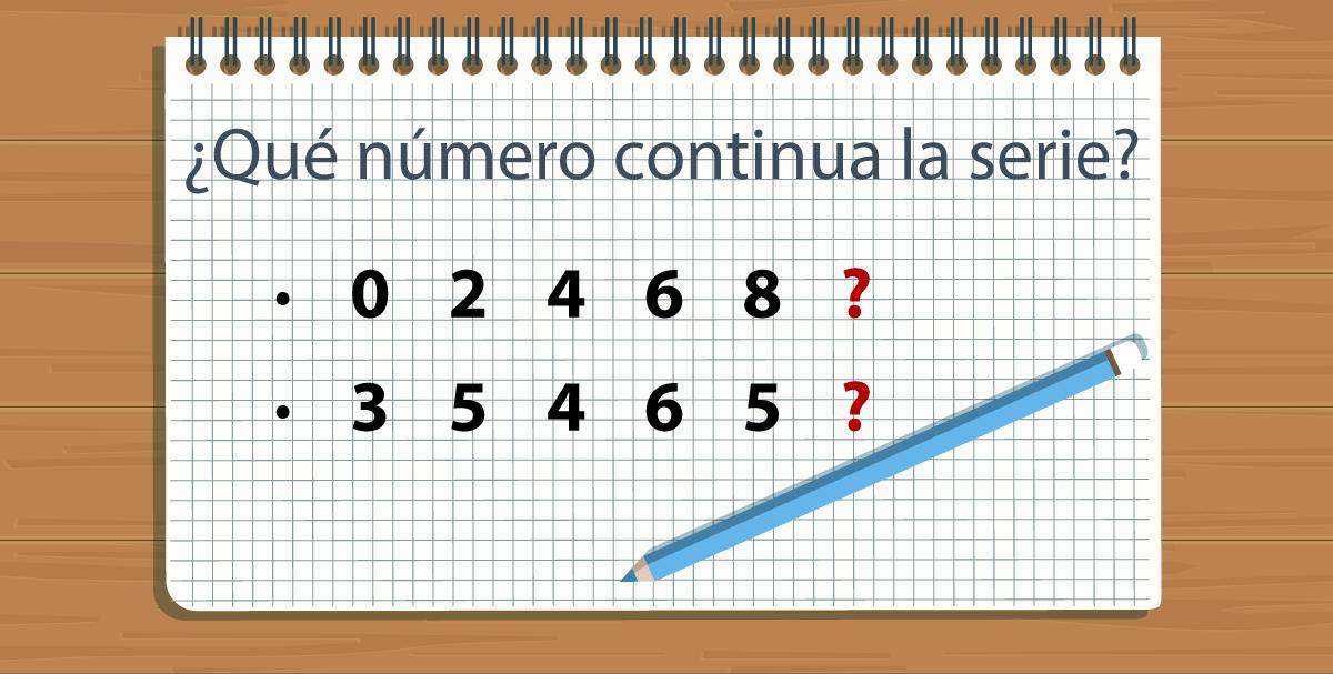 Test Series Numeros