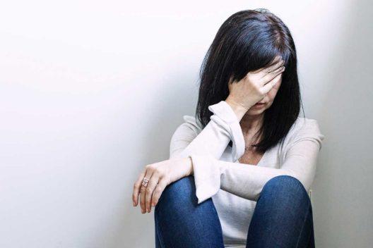 Mujer Trauma Emocional