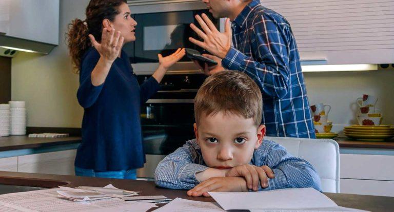 Bajo Rendimiento Academico Disfuncionalidad Familiar