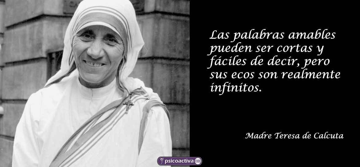 50 Frases De La Madre Teresa De Calcuta