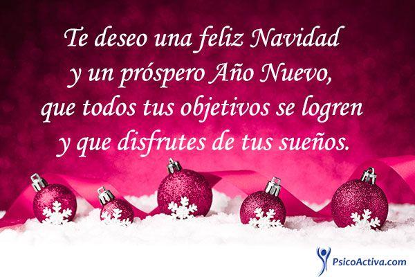Felicitaciones De Navidad En Castellano.Las Mejores Frases Para Felicitar La Navidad