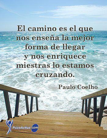 Frases de pensamientos de Paulo Coelho