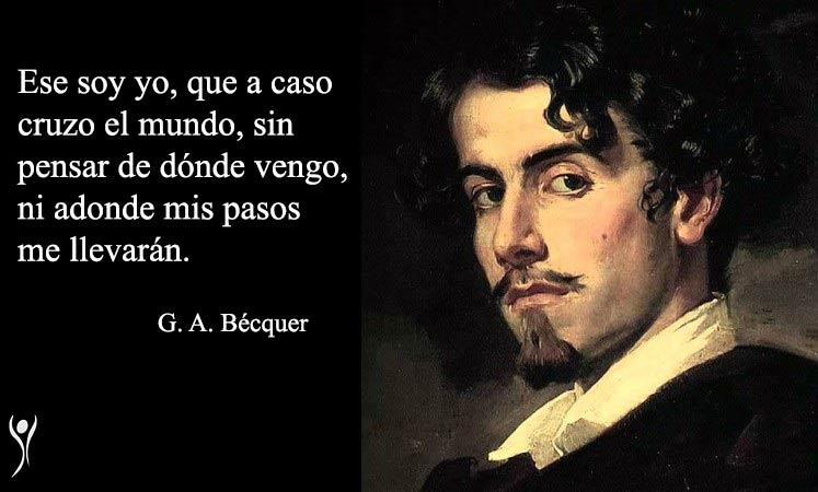 50 Frases De Gustavo Adolfo Becquer Sobre El Amor
