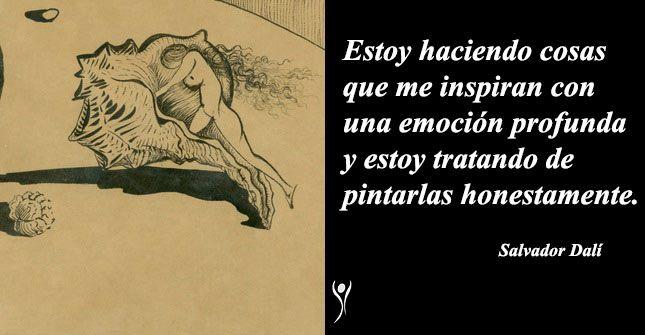 100 Frases Salvador Dalí Sobre El Arte Y La Locura