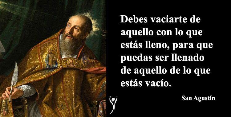 100 Frases De San Agustin Sobre El Amor Y La Fe