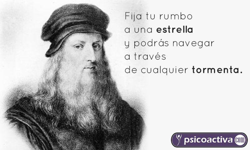 90 Frases Grandiosas Del Maestro Leonardo Da Vinci