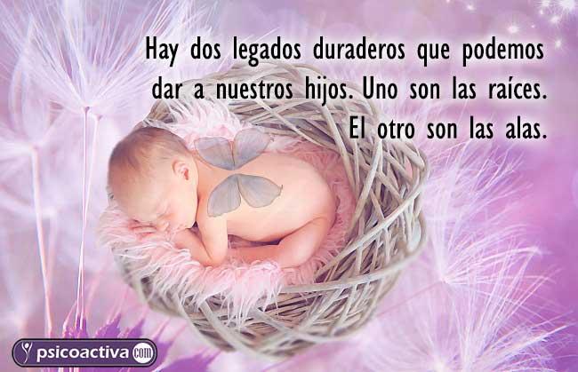 70 Frases Para Darle La Bienvenida A Recién Nacidos Y Bebés