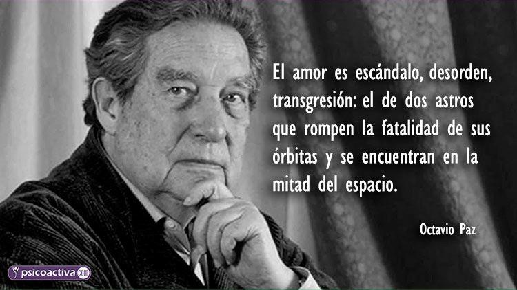 50 Frases De Octavio Paz