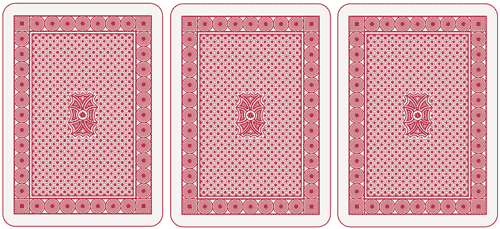Las tres cartas