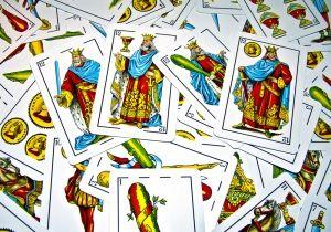 Baraja cartas