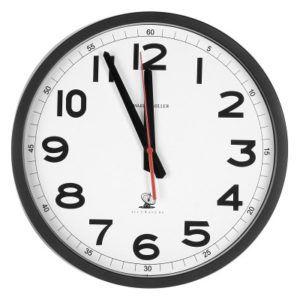 ¿Qué hora es? I